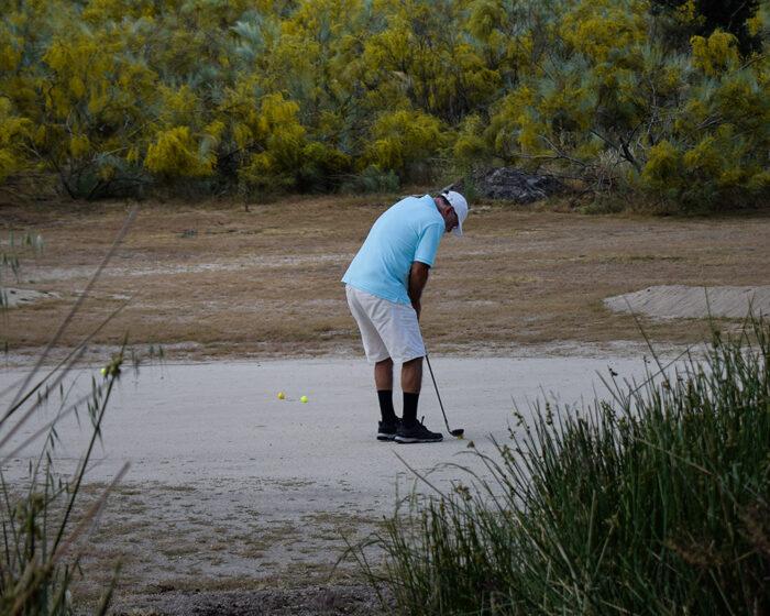 campo de golf en madrid