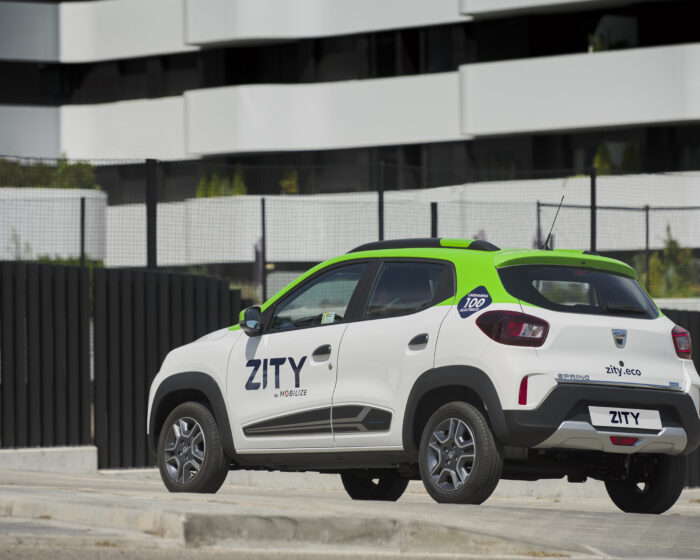 Dacia Spring Zity