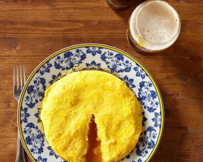 mejor tortilla de madrid